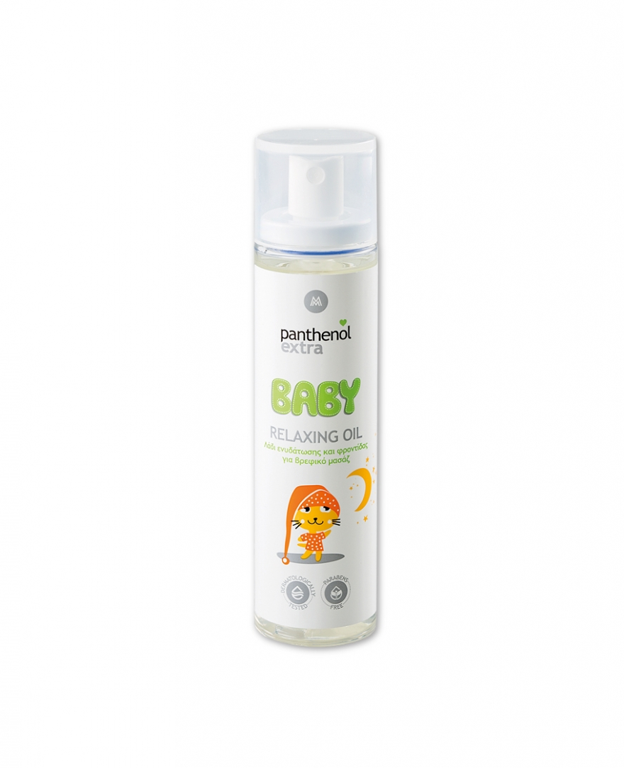 Baby Relaxing Oil